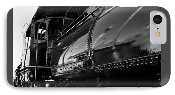 Power In The Age Of Steam 5 Phone Case by Dan Dooley