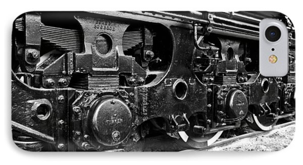 Power In The Age Of Steam 6 Phone Case by Dan Dooley