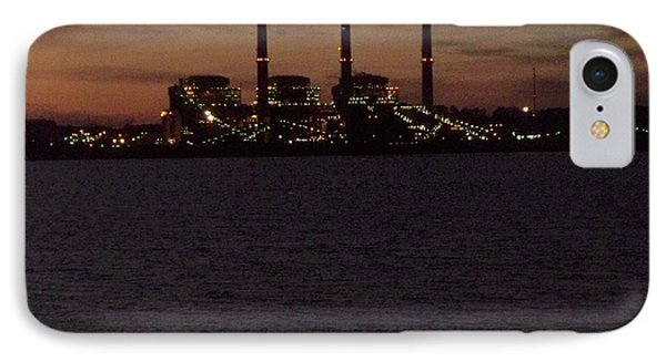 IPhone Case featuring the photograph Power In The Dark by Betty Northcutt