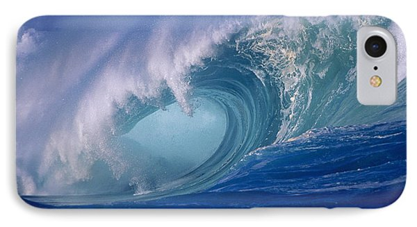 Powerful Surf Phone Case by Ron Dahlquist - Printscapes