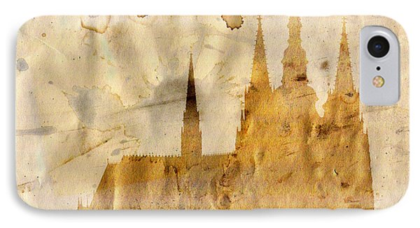 Prague Castle Phone Case by Michal Boubin