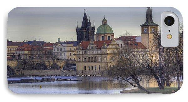 Prague IPhone Case by Juli Scalzi