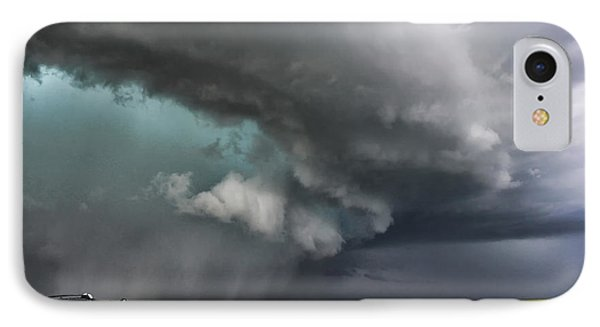 IPhone Case featuring the photograph Prairie Beast by Ryan Crouse