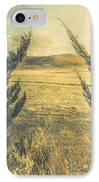 Prairie Hill IPhone Case by Jorgo Photography - Wall Art Gallery