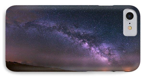 Prairie Night's Glitter IPhone Case