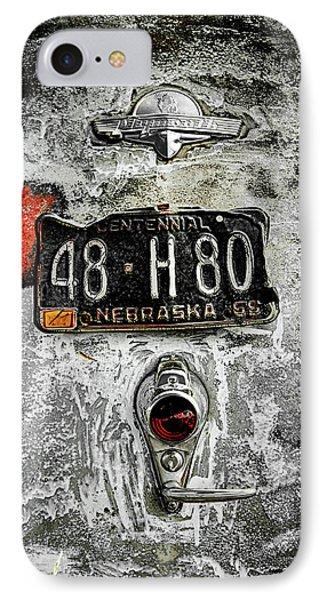 Prairie Schooner IPhone Case by Jeffrey Jensen