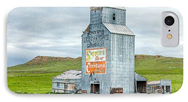 Prairie Sentinel IPhone Case by Todd Klassy