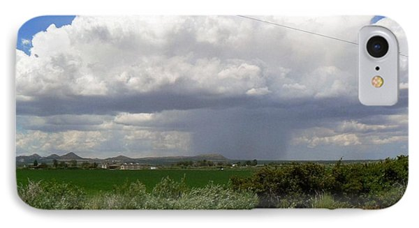Prarie Rain Cloud IPhone Case