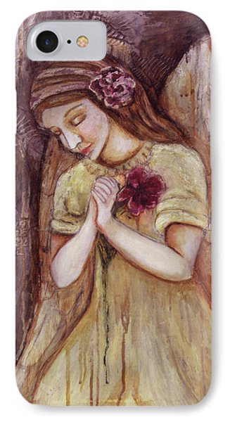 Prayer For All IPhone Case by Terry Honstead