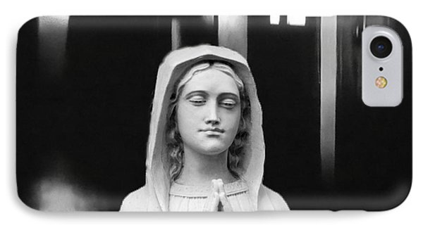 Prayer For Peace IPhone Case