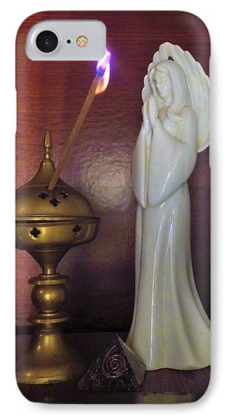 IPhone Case featuring the photograph Prayer Petition by Denise Fulmer