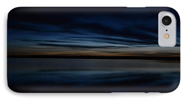 Pre-dawn's Glow IPhone Case