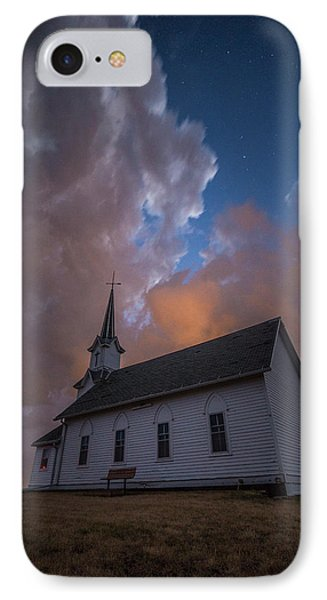 IPhone Case featuring the photograph Preacher by Aaron J Groen