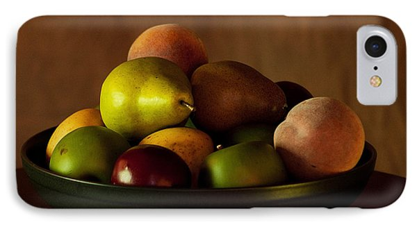 Precious Fruit Bowl Phone Case by Sherry Hallemeier