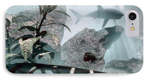 Predator Phone Case by Richard Rizzo