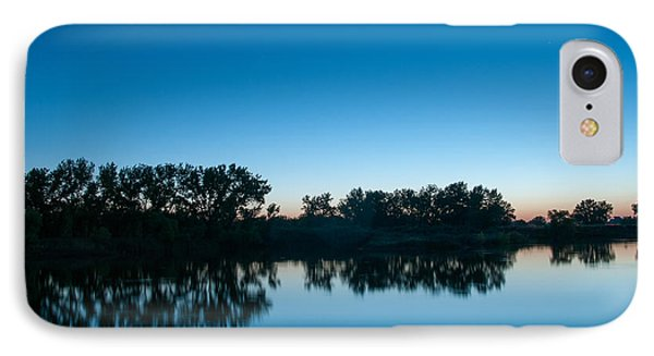 IPhone Case featuring the photograph Predawn At Arapaho Bend by Monte Stevens