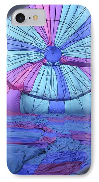 Preparing For Lift Off IPhone Case by Linda Geiger
