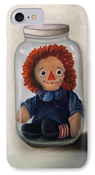 Preserving Childhood 2 IPhone Case by Leah Saulnier The Painting Maniac