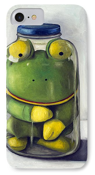 Preserving Childhood Upclose Phone Case by Leah Saulnier The Painting Maniac