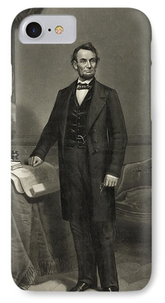 President Abraham Lincoln Phone Case by International  Images