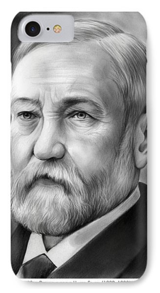 President Benjamin Harrison IPhone Case