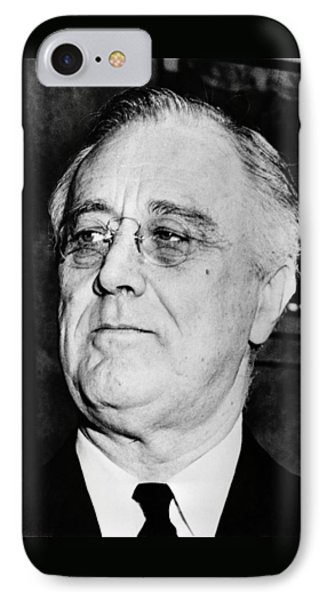 President Franklin Delano Roosevelt Phone Case by War Is Hell Store