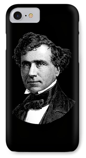 President Franklin Pierce Graphic IPhone Case