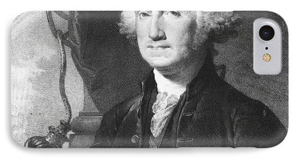 President George Washington IPhone Case by International  Images