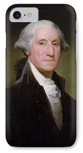 President George Washington IPhone Case