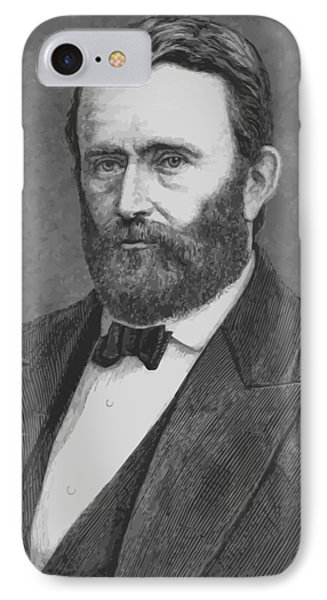 President Grant Phone Case by War Is Hell Store