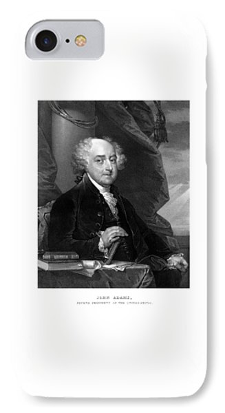 President John Adams IPhone Case