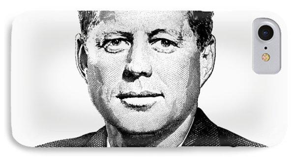 President John F. Kennedy Graphic IPhone Case