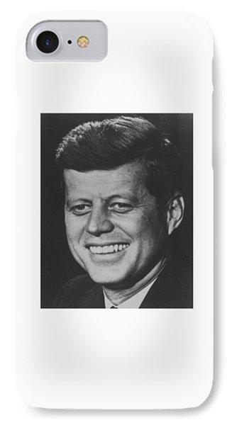 President John Kennedy IPhone Case