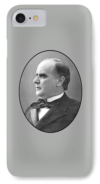President Mckinley IPhone Case by War Is Hell Store