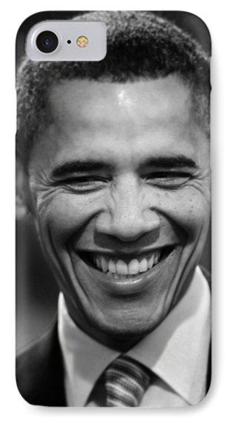 President Obama V IPhone Case