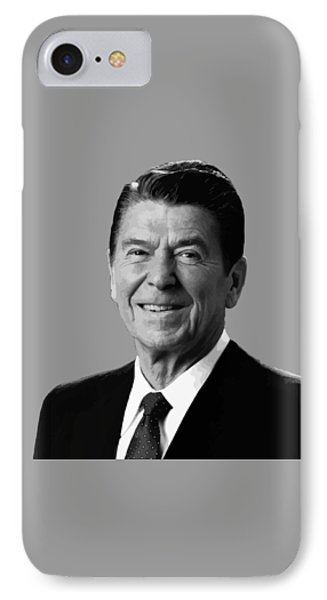 President Reagan IPhone Case