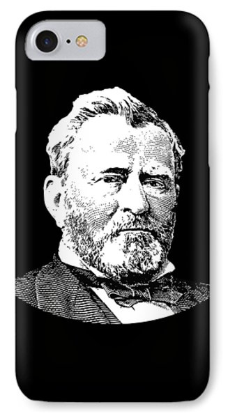 President Ulysses S. Grant Phone Case by War Is Hell Store