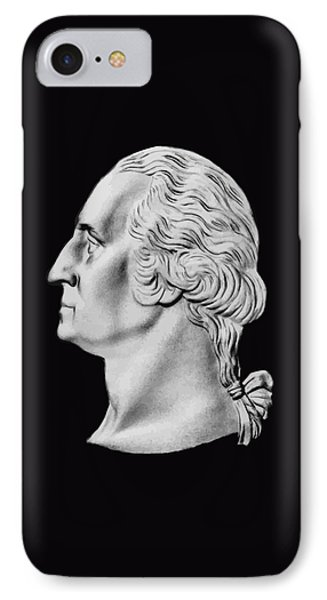 President Washington Bust  Phone Case by War Is Hell Store