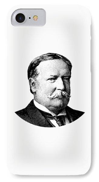 President William Howard Taft Graphic IPhone Case