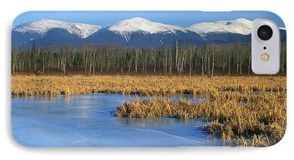 Presidential Range From Pondicherry Refuge IPhone Case