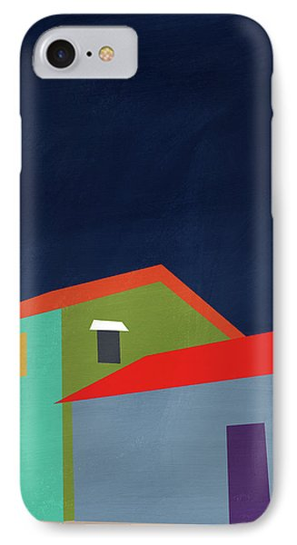 Simple iPhone 7 Case - Presidio- Art By Linda Woods by Linda Woods