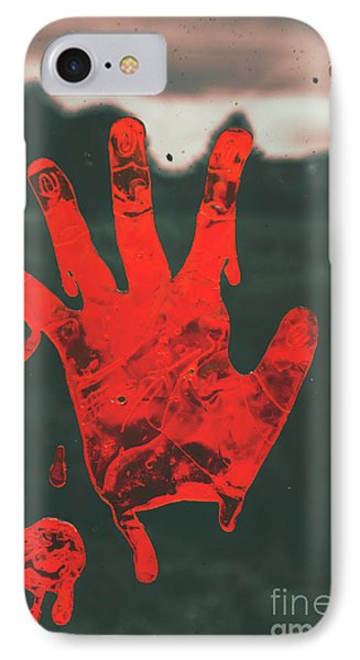 Pressing Terror IPhone Case by Jorgo Photography - Wall Art Gallery