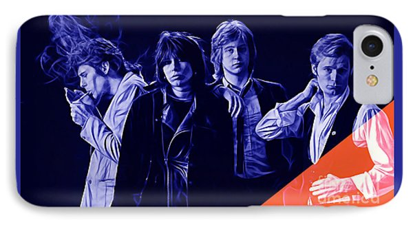 Pretenders Collection IPhone Case by Marvin Blaine
