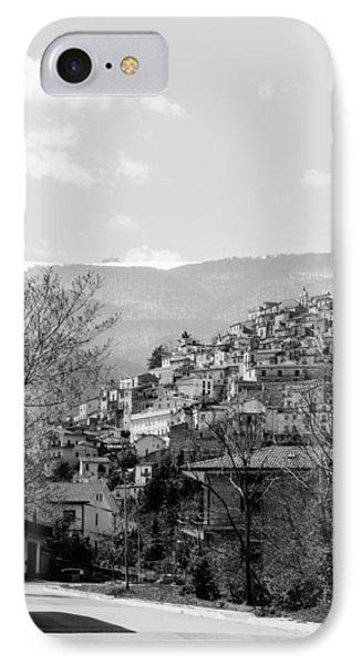 Pretoro - Landscape IPhone Case by Andrea Mazzocchetti