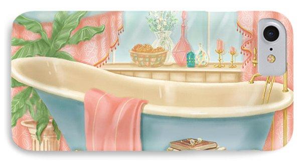 Pretty Bathrooms I IPhone Case by Shari Warren