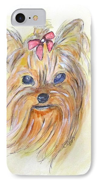 Pretty Girl IPhone Case by Clyde J Kell