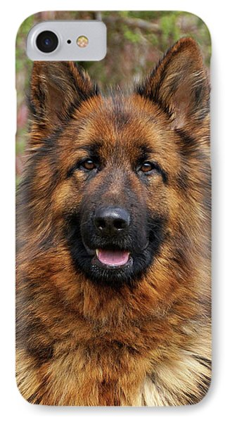 IPhone Case featuring the photograph Pretty Girl Onja by Sandy Keeton