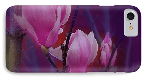 IPhone Case featuring the photograph Pretty In Pink by Athala Carole Bruckner
