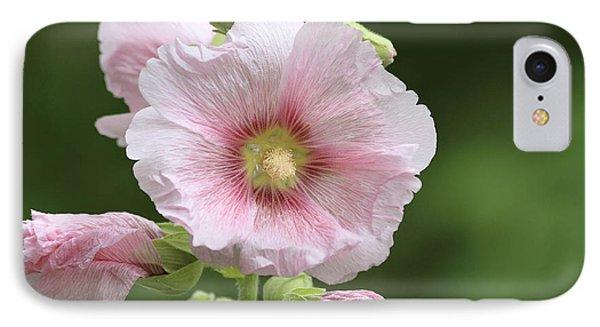 Pretty In Pink IPhone Case by Teresa Zieba