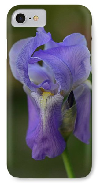 Pretty In Purple IPhone Case